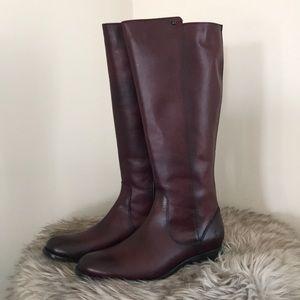 Frye Melissa Stud Back Zip Boots